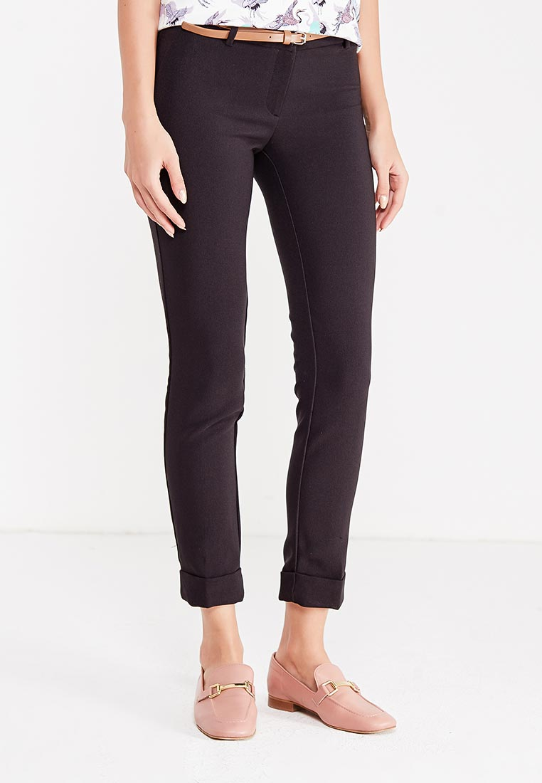 Женские зауженные брюки oodji (Оджи) 11703057-10/46991/2900N: изображение 2