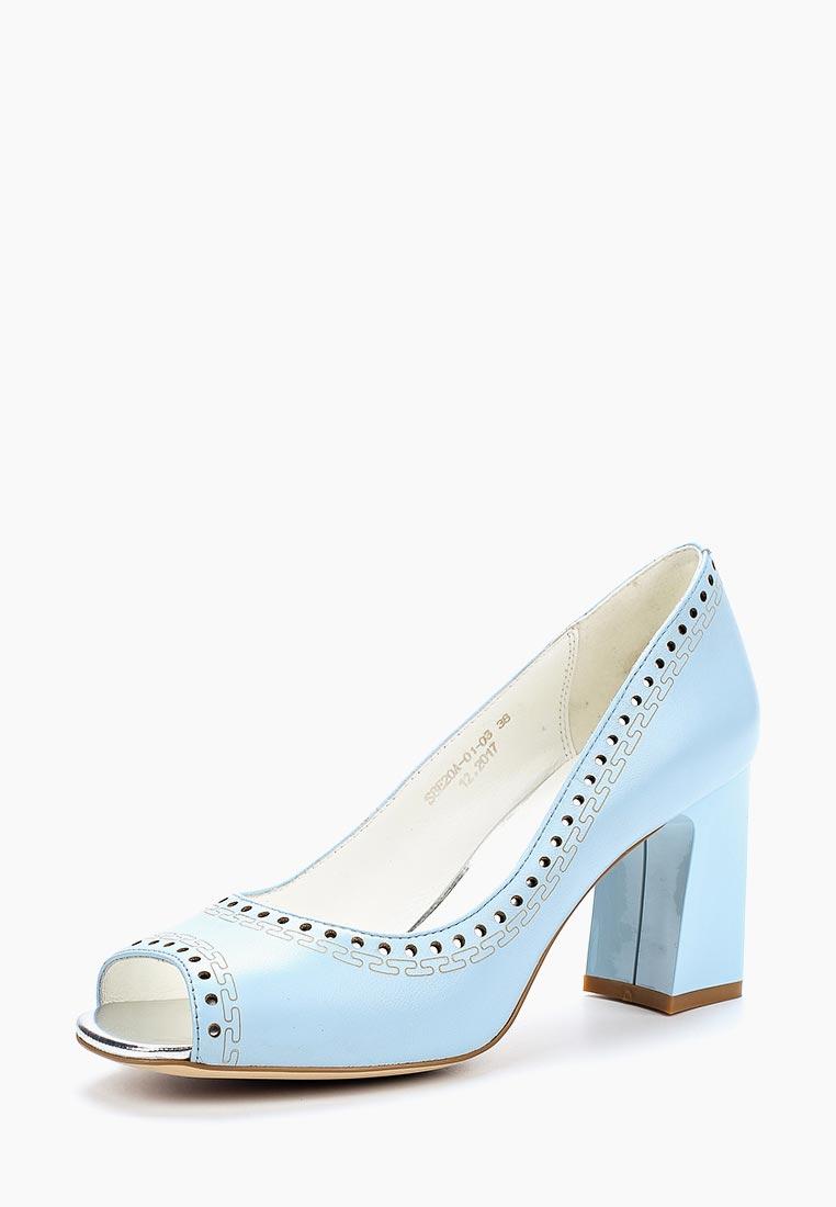 Женские туфли Palazzo D'oro S8E20A-01-03