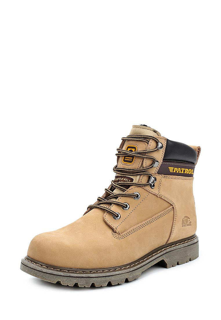 Мужские ботинки Patrol (Патрол) 456-103PM-18w-4-4