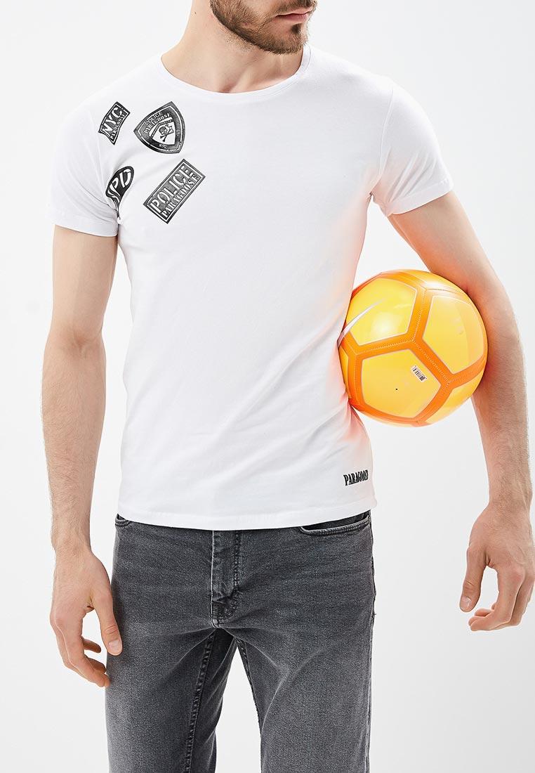 Футболка с коротким рукавом Paragoose 5 ZERO