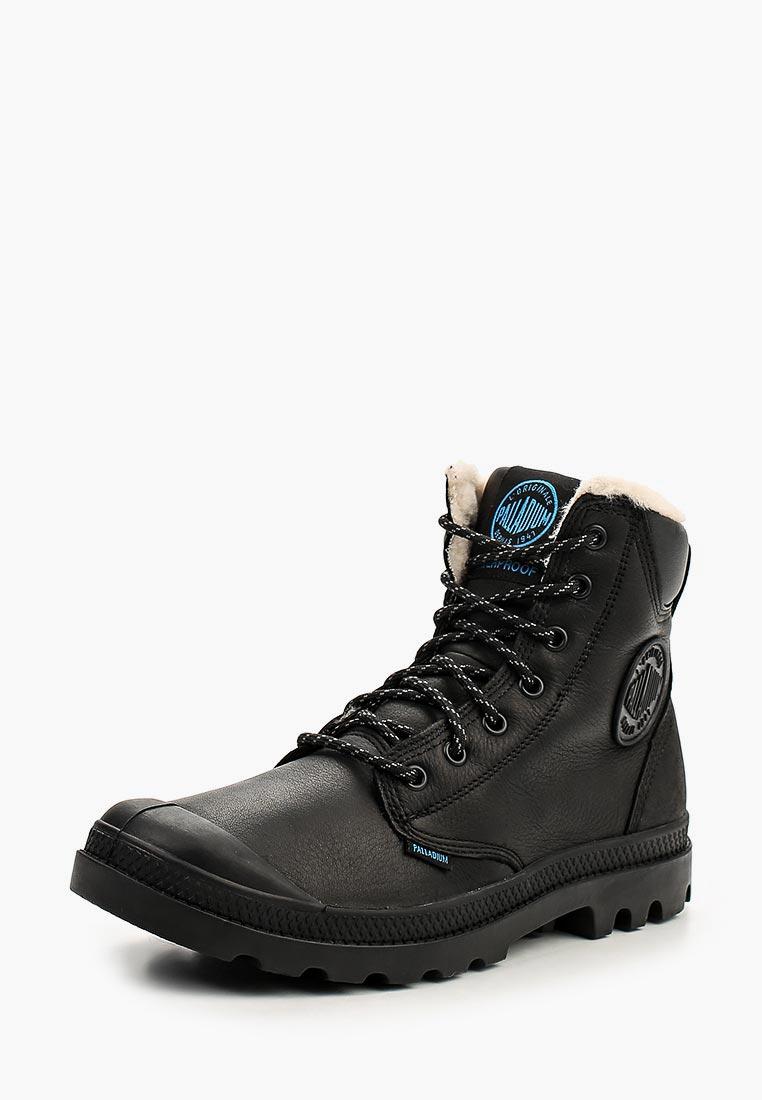 Женские ботинки Palladium 72992: изображение 1