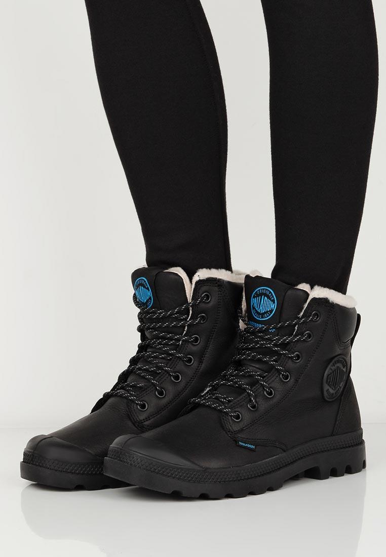 Женские ботинки Palladium 72992: изображение 5