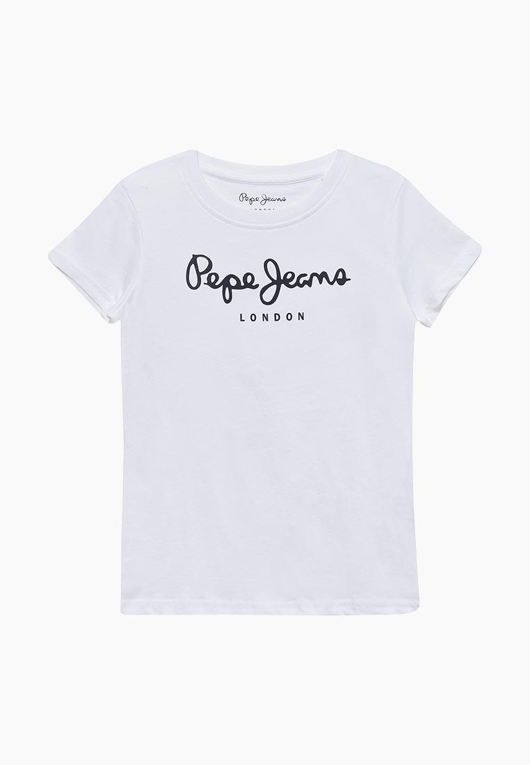 Футболка с коротким рукавом Pepe Jeans (Пепе Джинс) Футболка Pepe Jeans