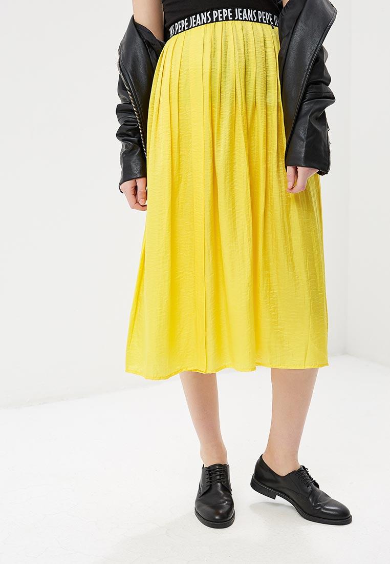 Широкая юбка Pepe Jeans (Пепе Джинс) PL900697