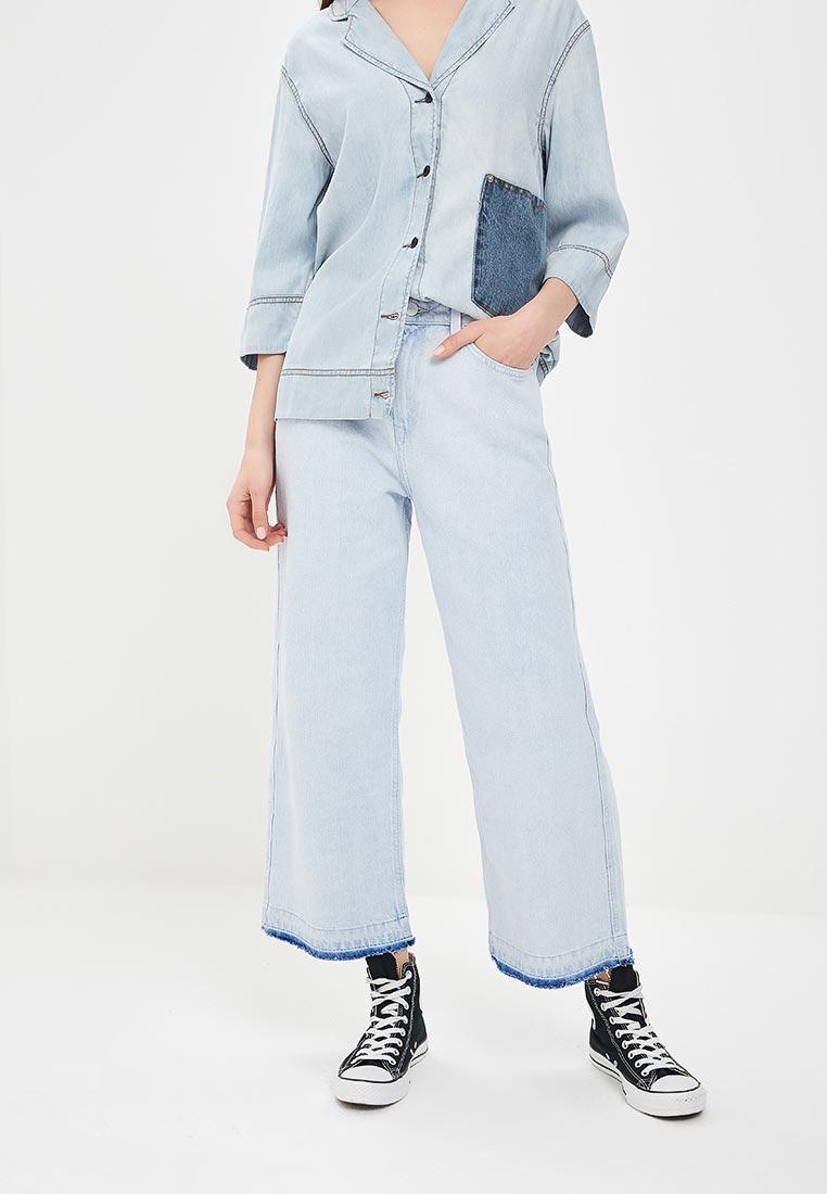 Широкие и расклешенные джинсы Pepe Jeans (Пепе Джинс) PL202279
