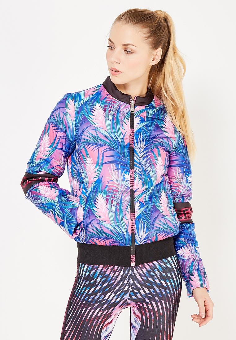 Утепленная куртка Plein Sport A17C WRB0242 SNY001N