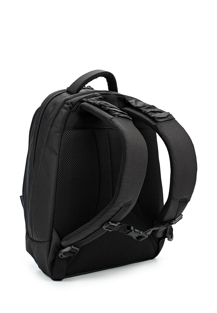 Городской рюкзак Polar П1286-05 черный: изображение 3
