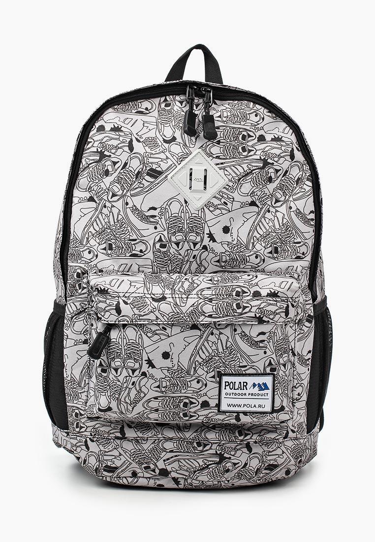 Рюкзак Polar 15008 Grey