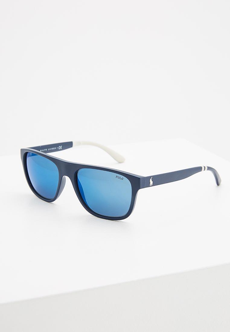 Мужские солнцезащитные очки Polo Ralph Lauren (Поло Ральф Лорен) 0PH4131