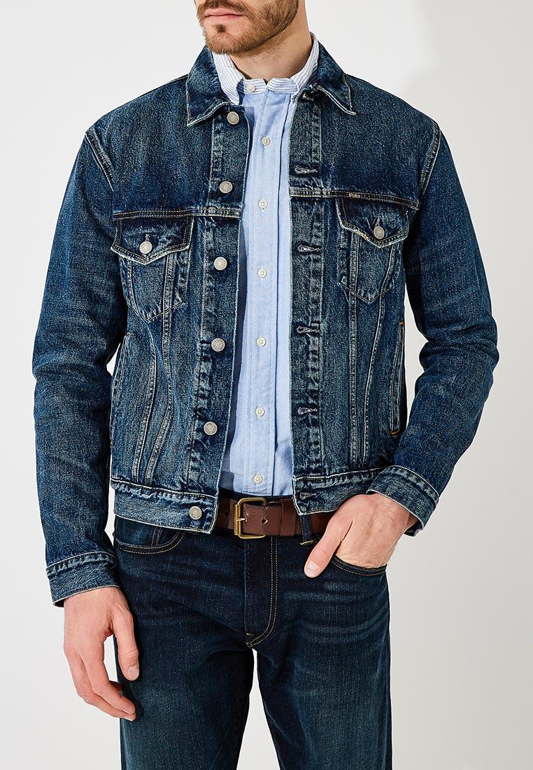 Джинсовая куртка Polo Ralph Lauren (Поло Ральф Лорен) 710673235001