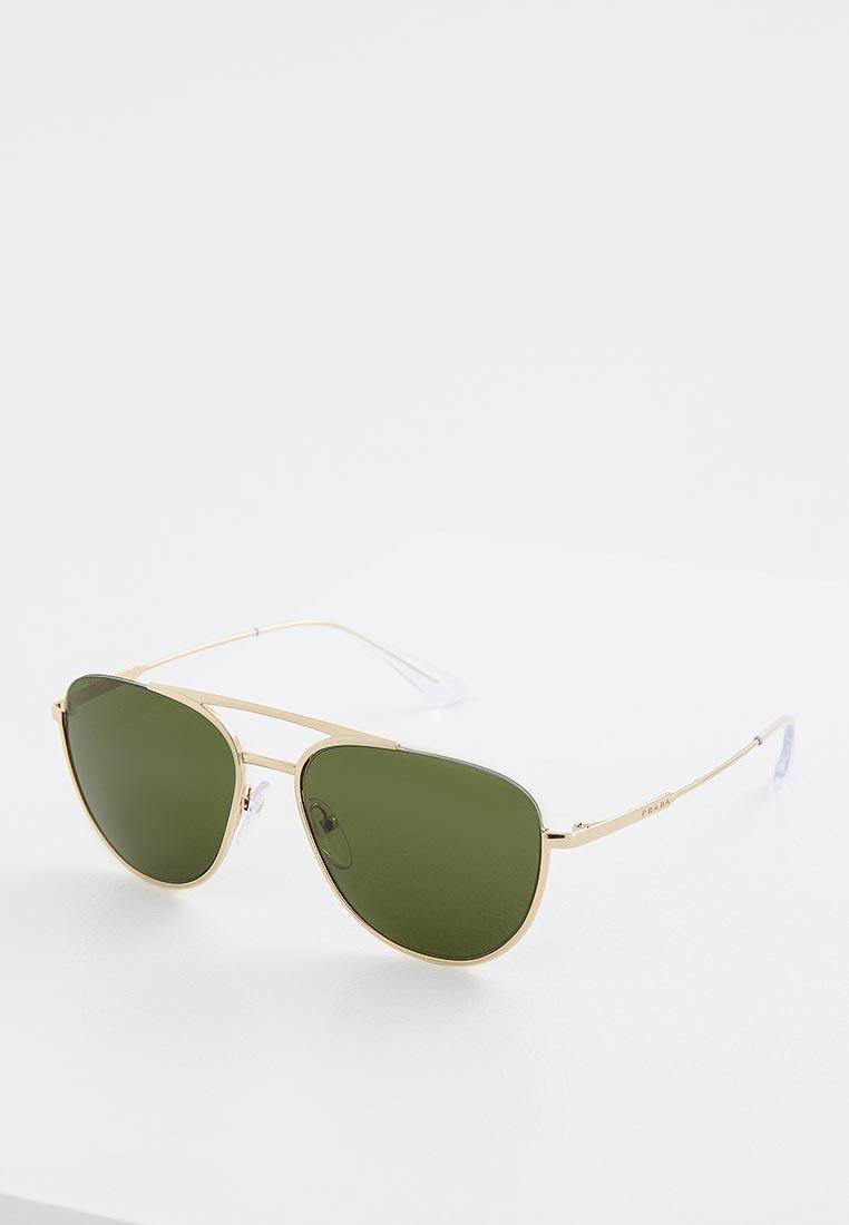 Мужские солнцезащитные очки Prada (Прада) 0PR 50US