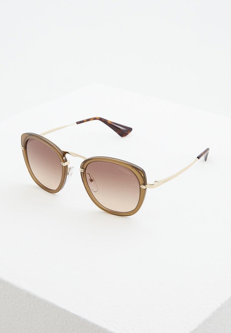 Женские солнцезащитные очки Prada (Прада) 0PR 58US faf8e3ace9946