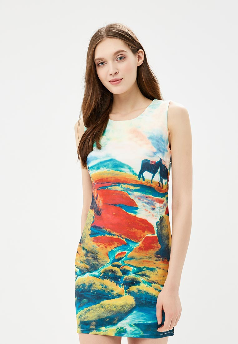 Платье QED London MI2582