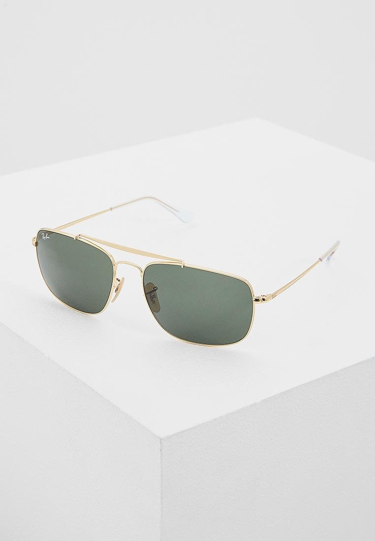 Мужские солнцезащитные очки Ray Ban 0RB3560