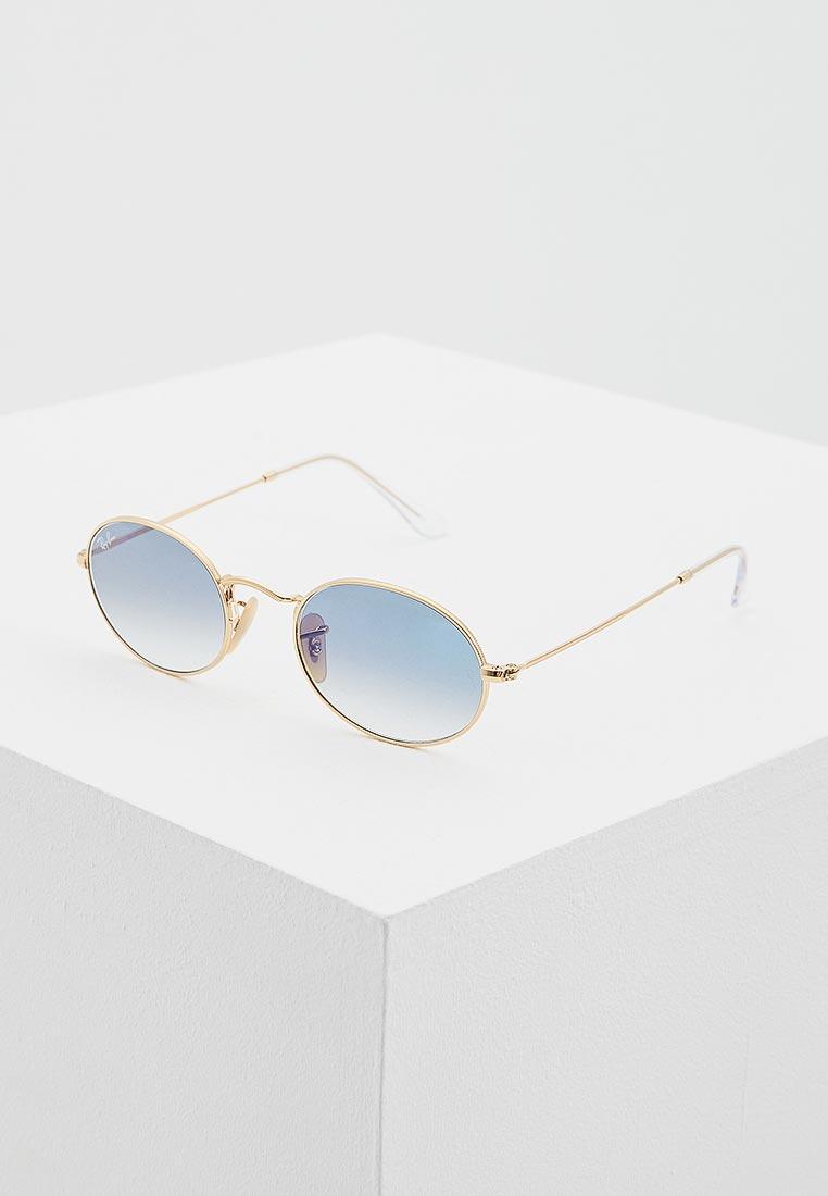 Женские солнцезащитные очки Ray Ban 0RB3547N