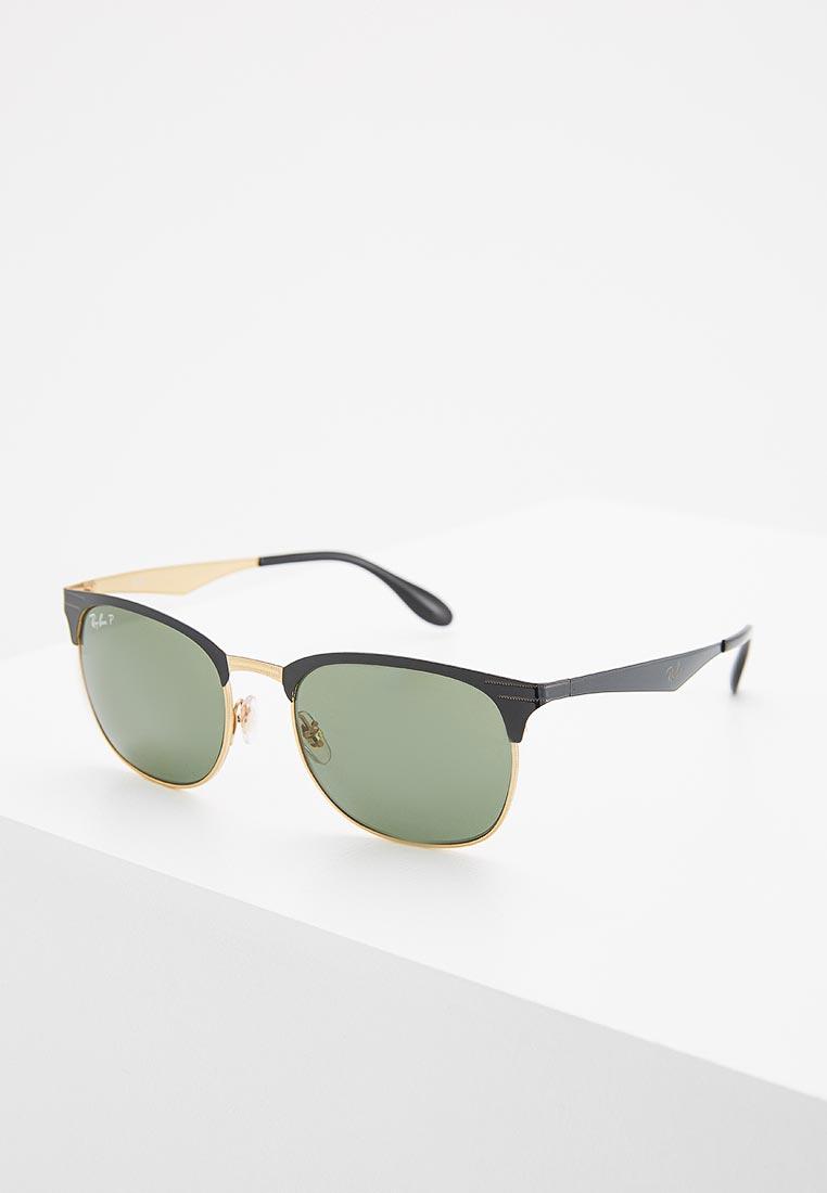 Мужские солнцезащитные очки Ray Ban 0RB3538