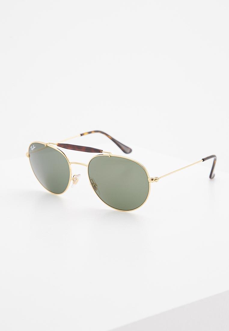 Мужские солнцезащитные очки Ray Ban 0RB3540