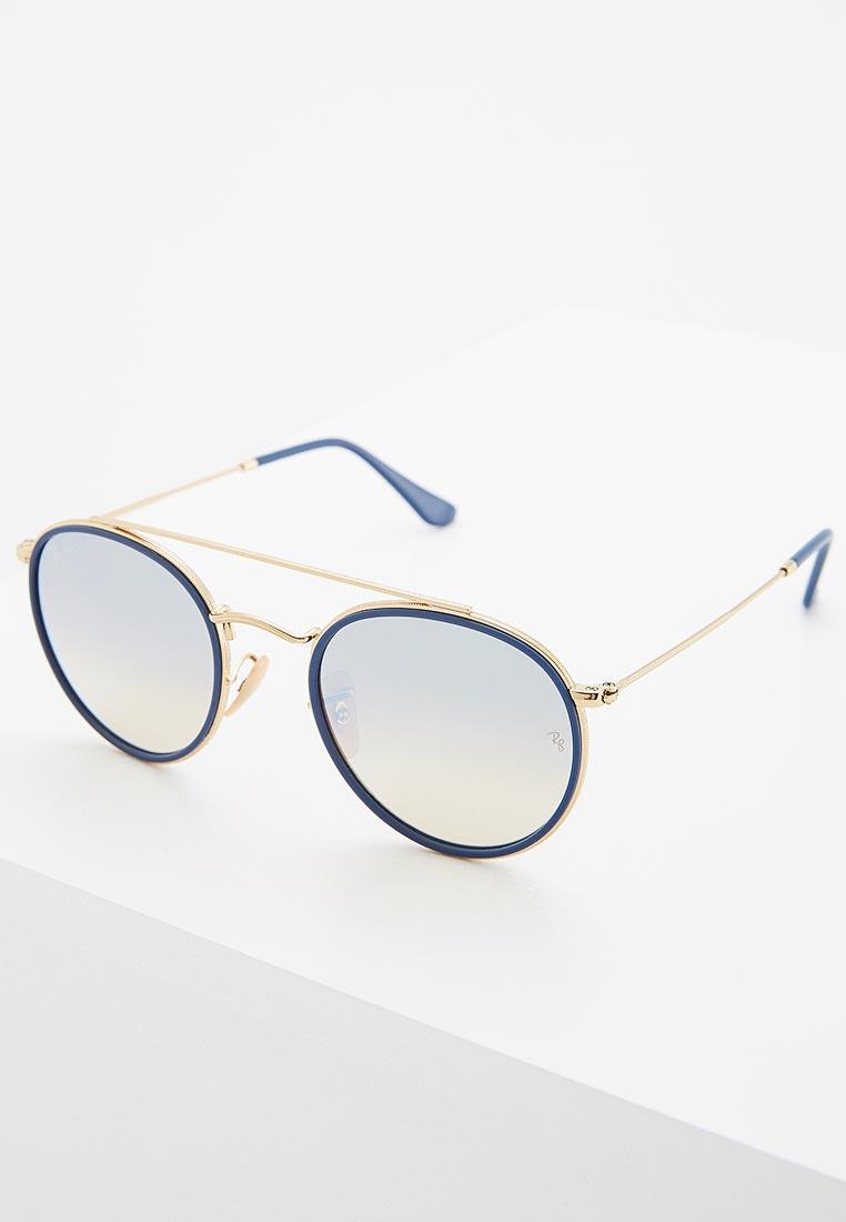 Женские солнцезащитные очки Ray Ban 0RB3647N