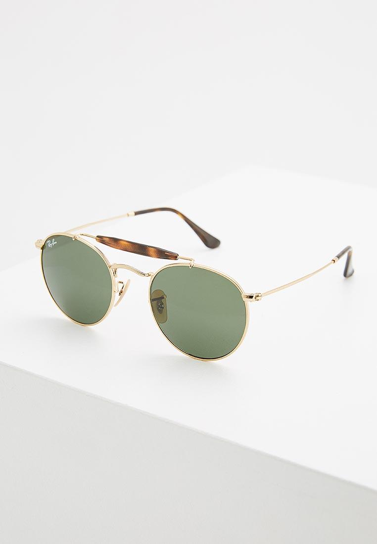 Мужские солнцезащитные очки Ray Ban 0RB3747