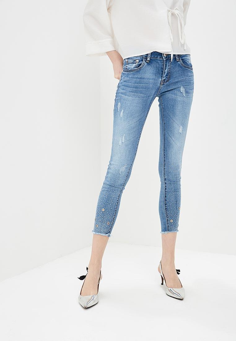 Зауженные джинсы Regular B23-QQ5015: изображение 4