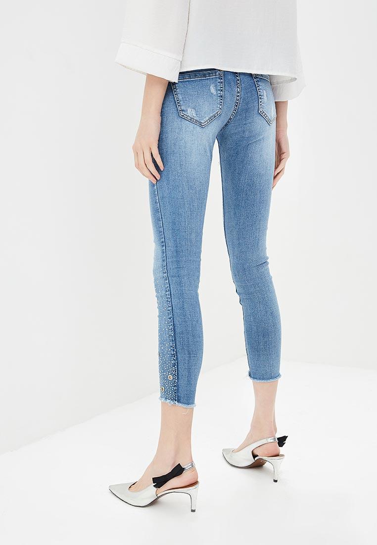 Зауженные джинсы Regular B23-QQ5015: изображение 6