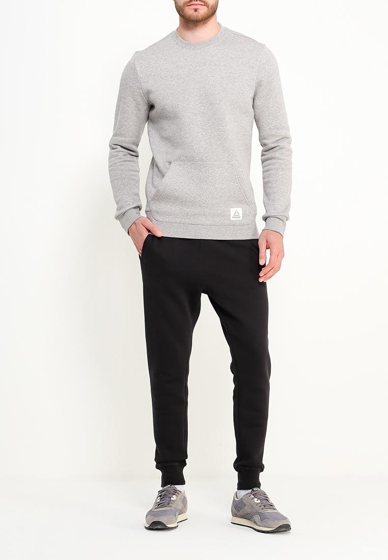 Мужские спортивные брюки Reebok (Рибок) BQ2533: изображение 11
