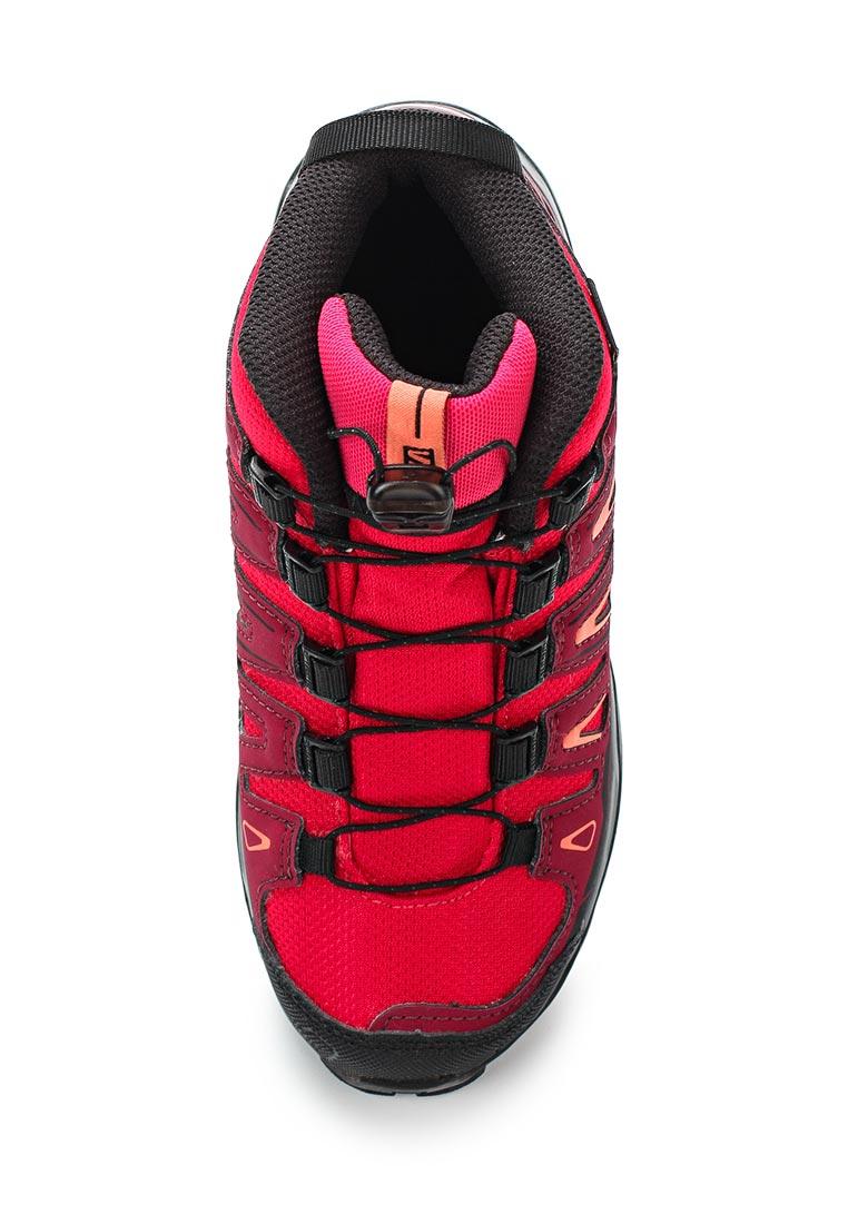 Ботинки для девочек SALOMON (Саломон) L39865100: изображение 8