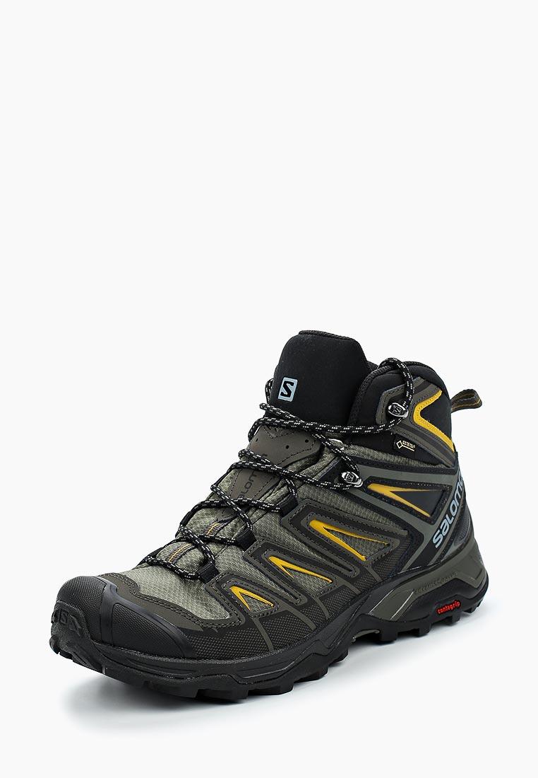 Мужские спортивные ботинки SALOMON (Саломон) L40133700