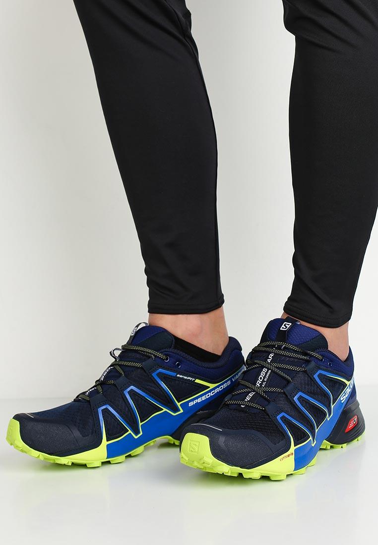 Мужские кроссовки SALOMON (Саломон) L39452400: изображение 10
