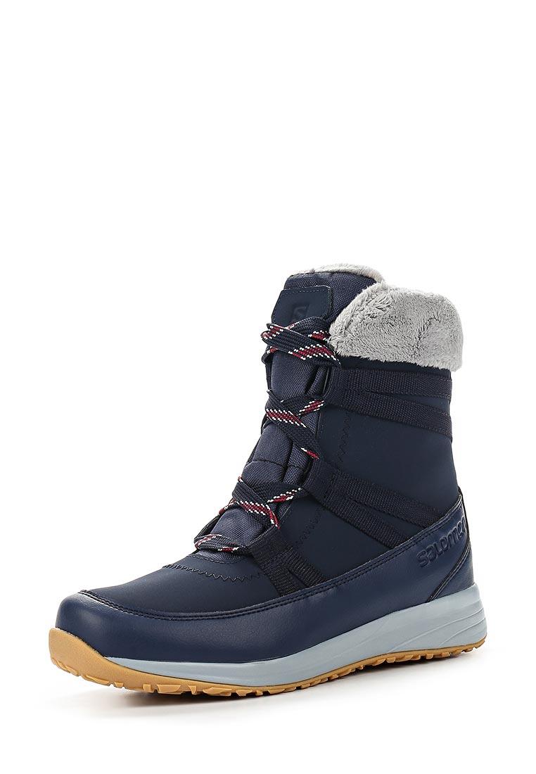 Женские ботинки SALOMON (Саломон) L39861800