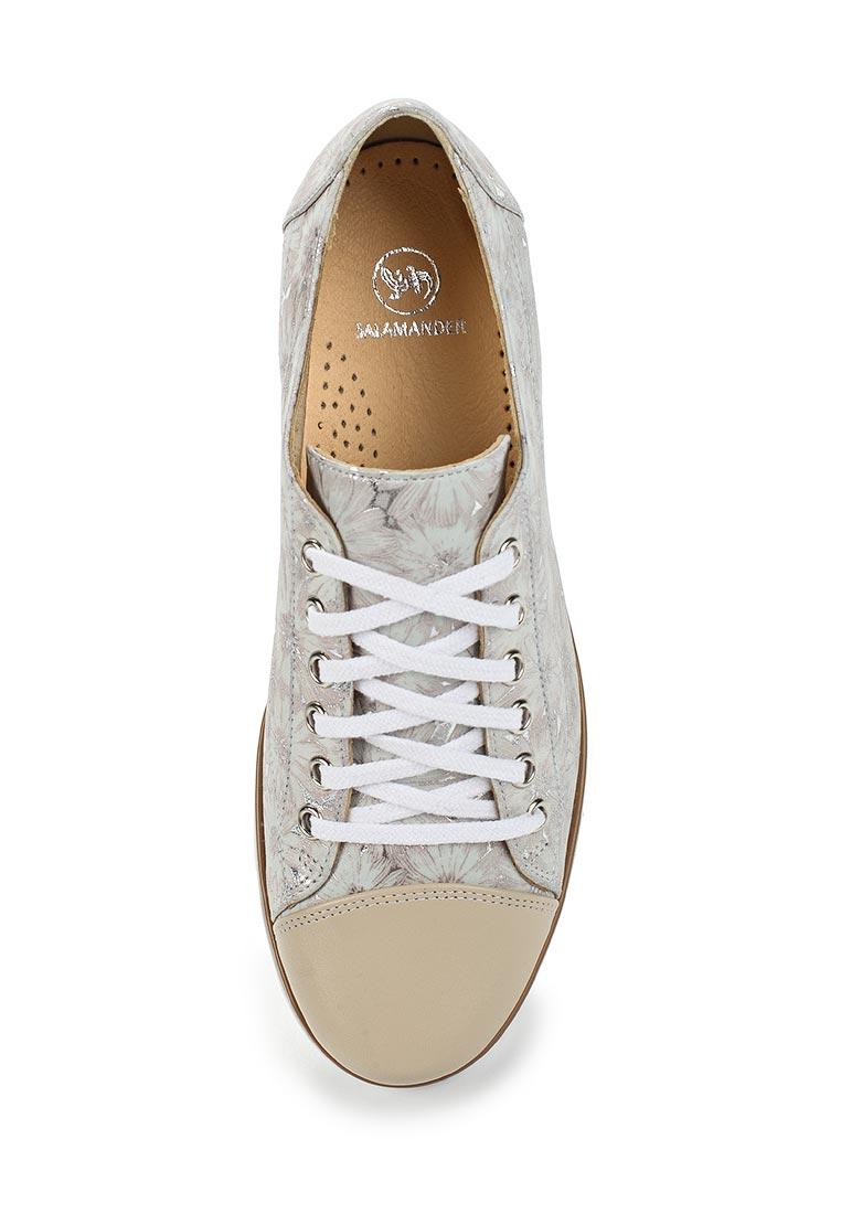 Женские ботинки SALAMANDER (Саламандер) T-503-585: изображение 9
