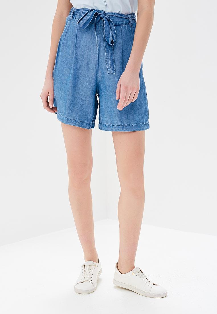 Женские джинсовые шорты Sela (Сэла) SHJ-135/043-8254