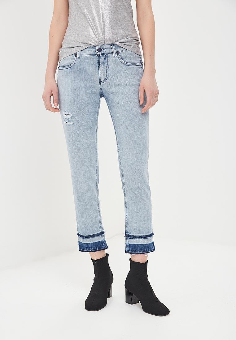 Зауженные джинсы Sisley (Сислей) 4CGP574D6
