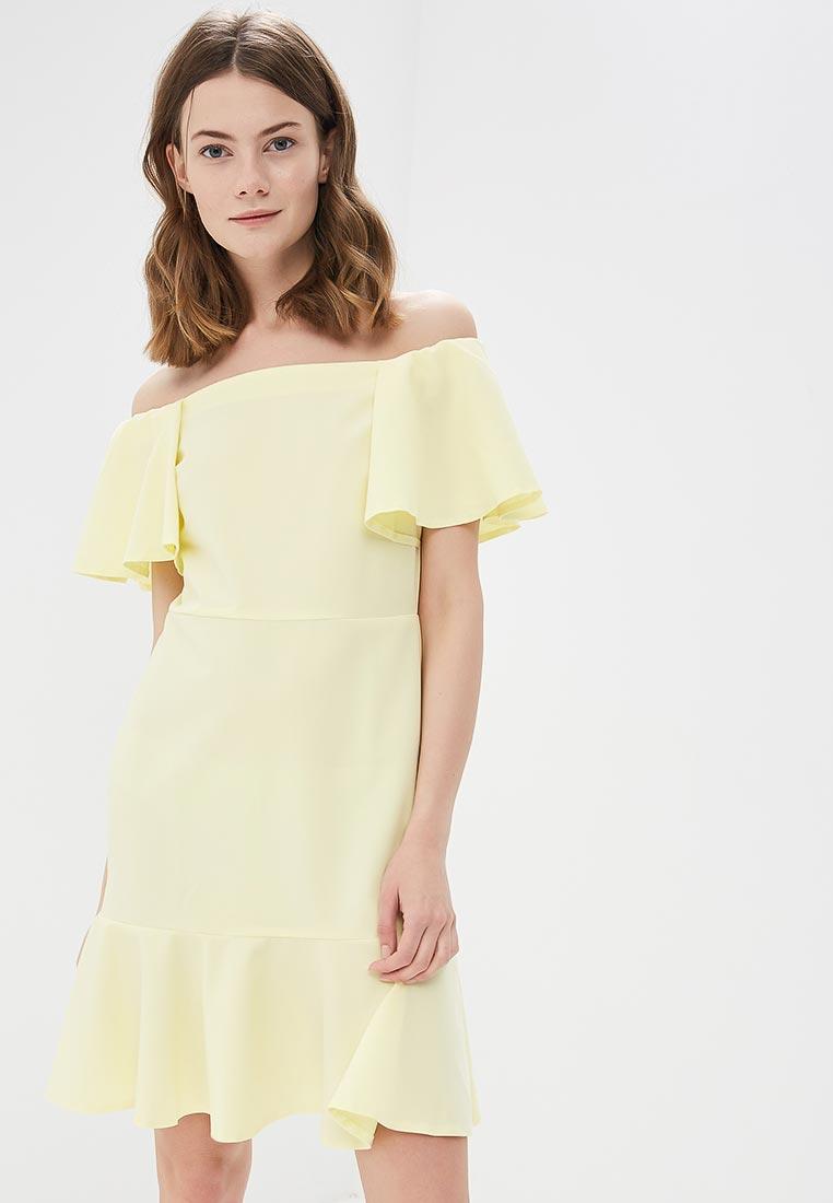 Платье SK House #2211-2258 жел.