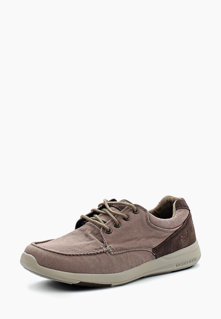 Мужские кроссовки Skechers (Скетчерс) 65494