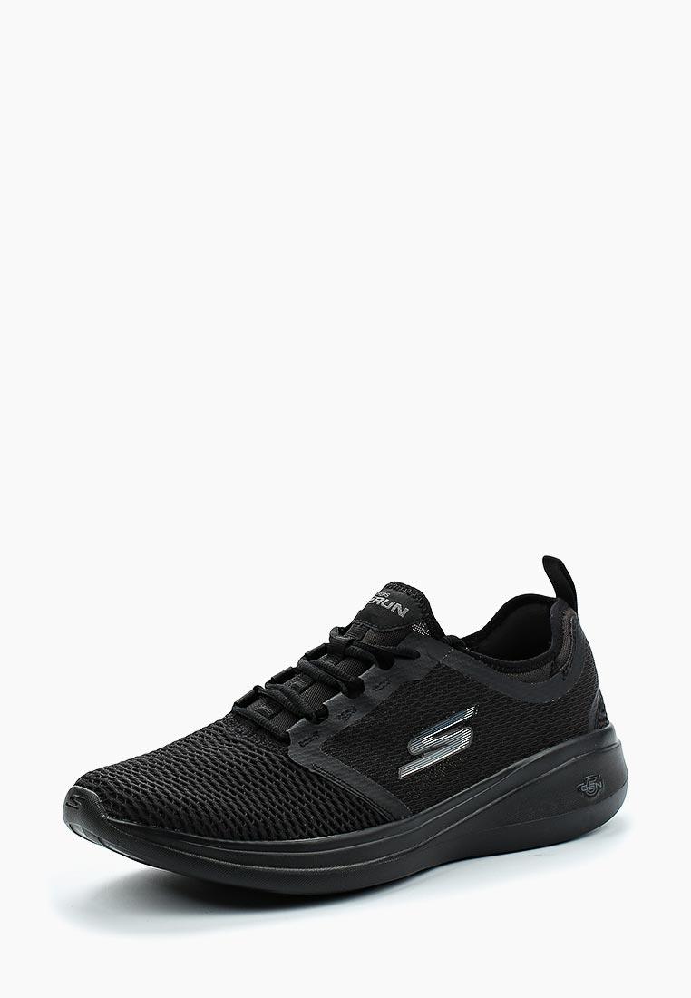 Мужские кроссовки Skechers (Скетчерс) 55100