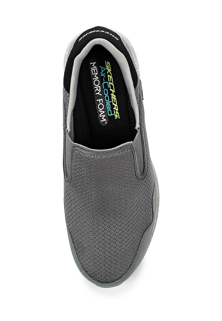 Мужские кроссовки Skechers (Скетчерс) 52112: изображение 4