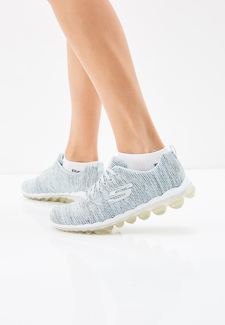 Женские кроссовки Skechers (Скетчерс) 12219: изображение 10