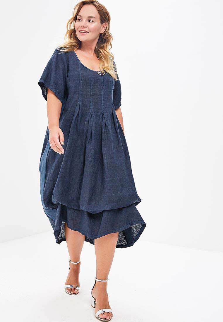 Платье-миди Sophia RUC14167