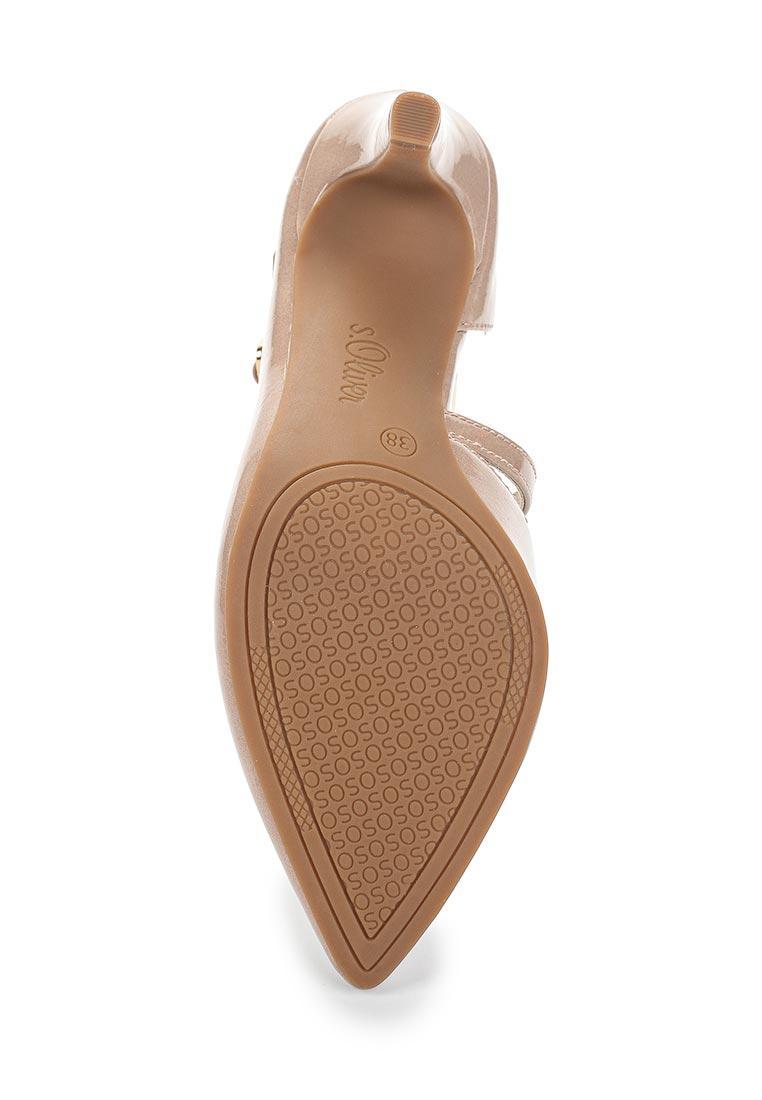 Женские туфли s.Oliver (с.Оливер) 5-5-24401-20-543: изображение 8