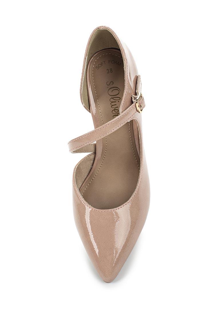 Женские туфли s.Oliver (с.Оливер) 5-5-24401-20-543: изображение 9