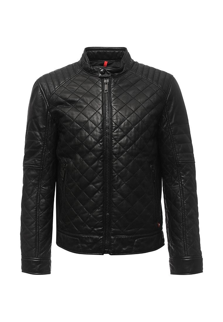 Кожаная куртка Strellson 110042