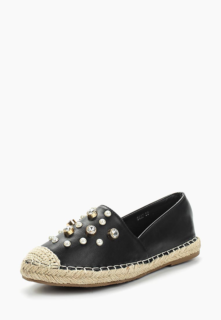 Женские эспадрильи Style Shoes F57-6617