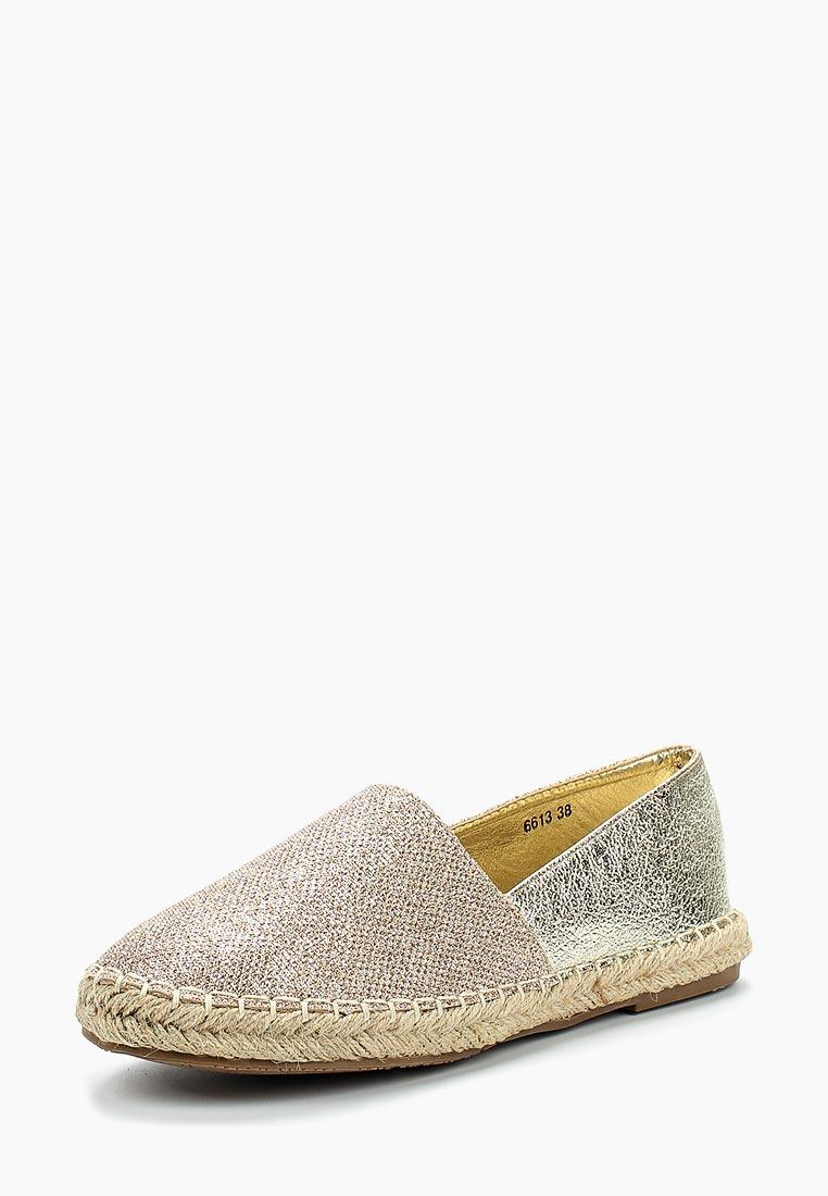 Женские эспадрильи Style Shoes F57-6613