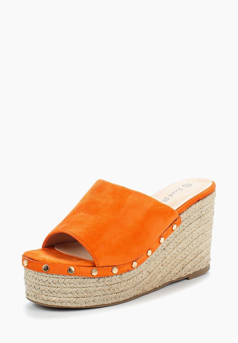 Женские эспадрильи Sweet Shoes F20-2426