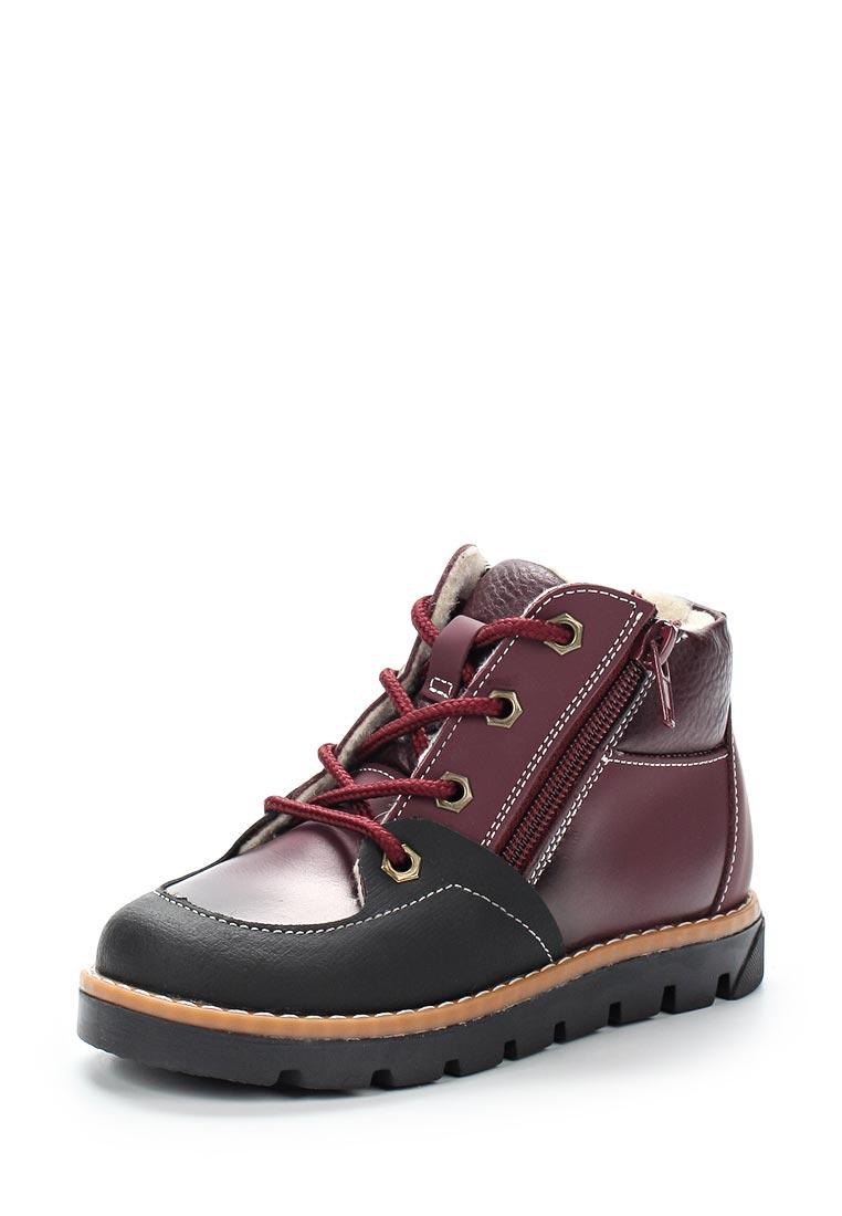 Ботинки для девочек TAPiBOO FT-23008.17-OL06O.01