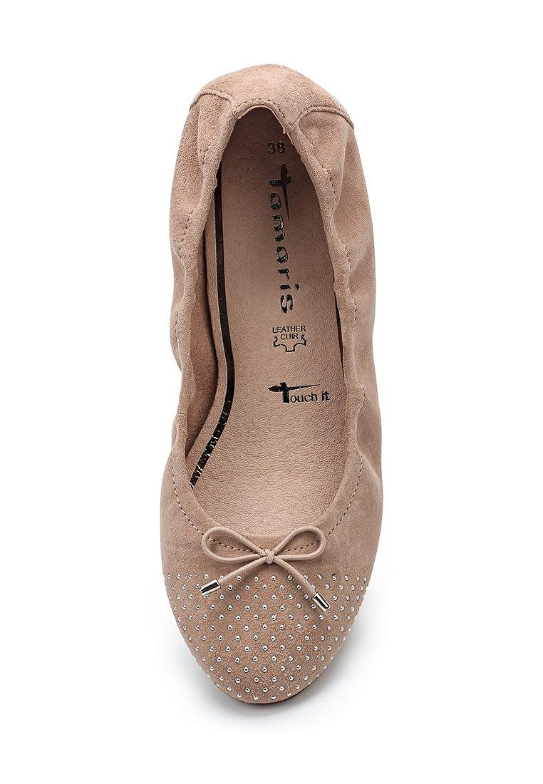 Женские балетки Tamaris (Тамарис) 1-1-22122-20-558: изображение 9