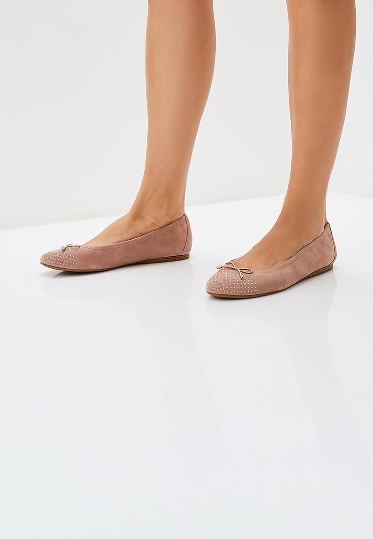 Женские балетки Tamaris (Тамарис) 1-1-22122-20-558: изображение 10