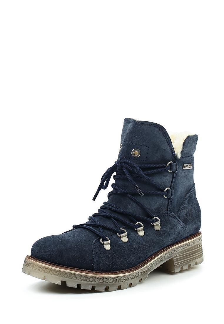 Женские ботинки Tamaris (Тамарис) 1-1-26973-39-862