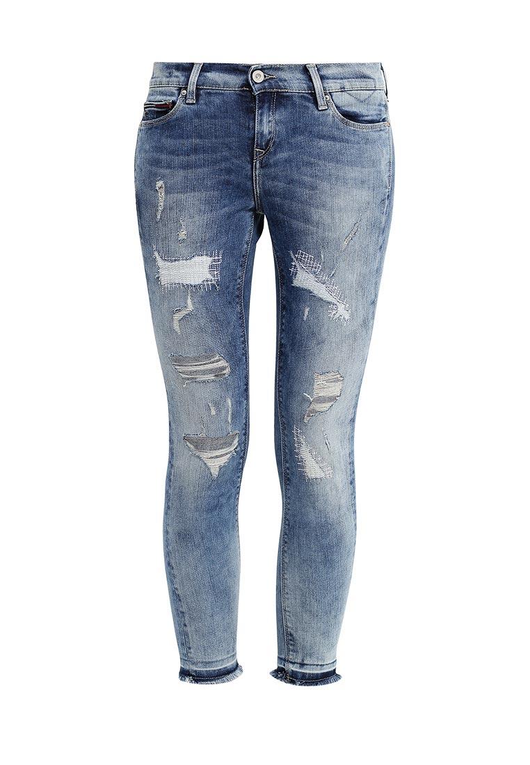 Зауженные джинсы TommyHilfigerDenim (Томми Хилфигер Деним) DW0DW00765
